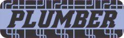 Plumber Vinyl Sticker