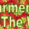 Farmers Feed the World Vinyl Sticker