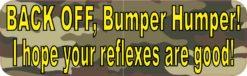 Bumper Humper Magnet