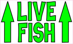 live fish magnet