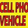 Cell Phone Free Vehicle