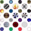 StickerTalk® Patterned Camera Dots®