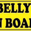 Pot Belly Pigs on Board Bumper Sticker