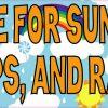 I Brake for Sunshine Lollipops and Rainbows Magnet