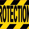 Hearing Protection Required Sticker