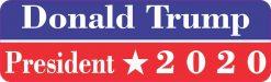 Donald Trump President 2020 Magnet