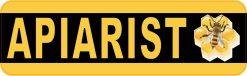 Apiarist Bumper Sticker