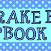 I Brake for Scrapbook Shops Bumper Sticker