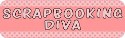 Scrapbooking Diva Magnet