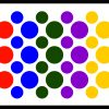StickerTalk® Colorful Light Dots™