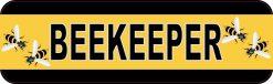 Beekeeper Bumper Sticker