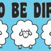 Sheep Dare to Be Different Magnet