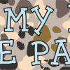 All My Kids Have Paws Vinyl Sticker