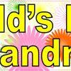 Worlds Best Grandma Vinyl Sticker