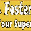 Foster Family Vinyl Sticker
