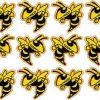 Hornet Mascot Camera Dots®