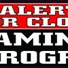 Alert Gaming in Progress Vinyl Sticker
