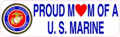 Proud Mom of a US Marine Magnet