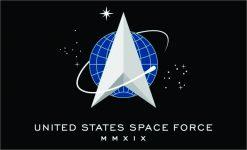 United States Space Force Vinyl Sticker