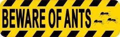 Beware of Ants Magnet