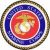 United States Marine Corps Vinyl Sticker