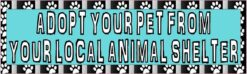 Adopt Your Pet Magnet