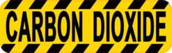 Carbon Dioxide Vinyl Sticker