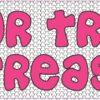 Your Trash My Treasure Vinyl Sticker
