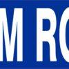 Blue Exam Room Vinyl Sticker