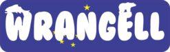 Alaska Flag Wrangell Vinyl Sticker