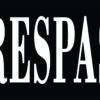 No Trespassing Vinyl Sticker